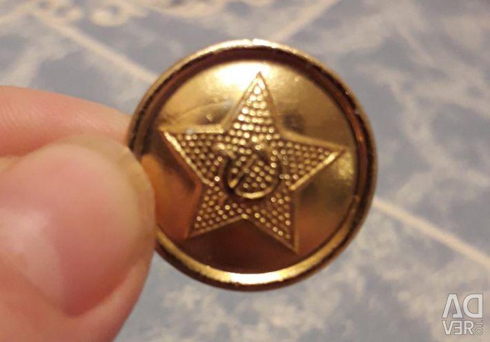 Ordu düğmeleri büyük