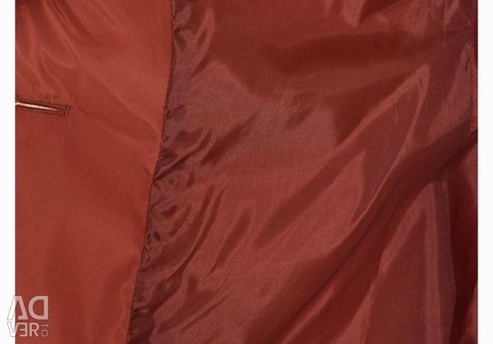 Terracotta Cloak