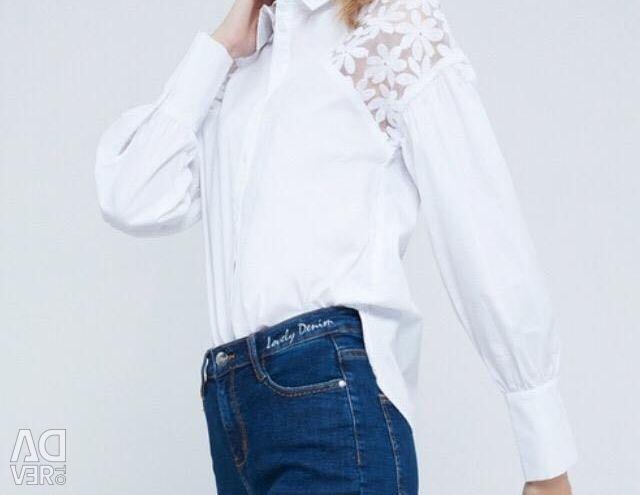 Bluz Zarina% 100 Pamuk