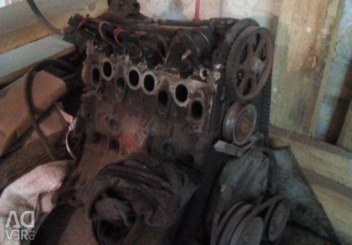 Motor from the Passat