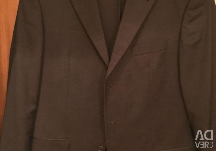 Men's suit Luigi Albino, Italy, 52-54