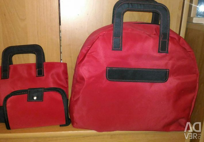 A set of bags new