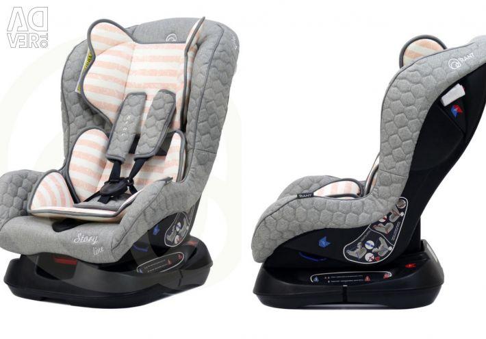 Κάθισμα αυτοκινήτου + 🎁