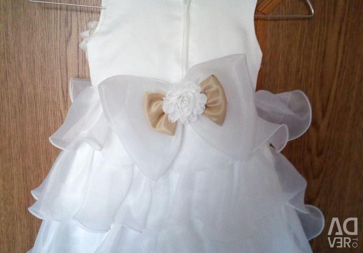 Платье 100см