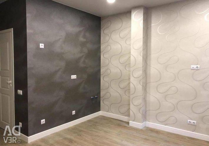 Apartment, 1 room, 25 m²