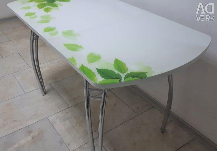 Frunze de imprimare foto de masă