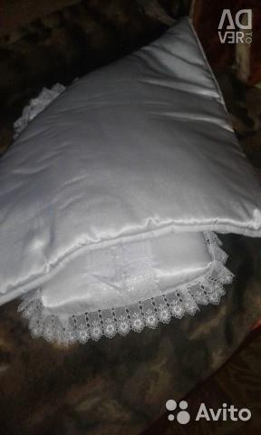 Envelope with blanket