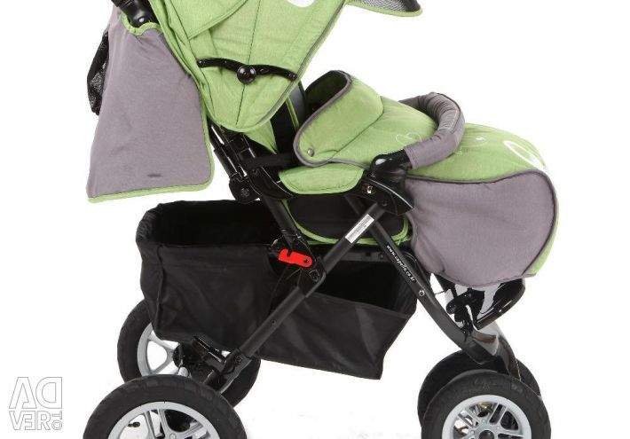 Stroller Tricycle Capella