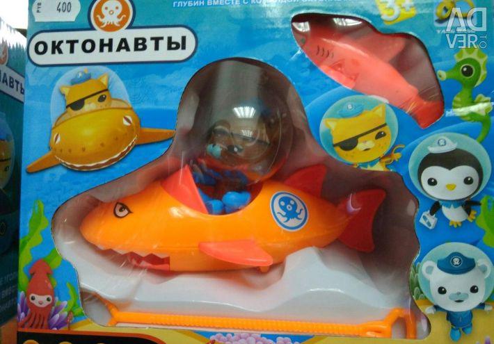 Jucării octonavty spb în spb petersburg