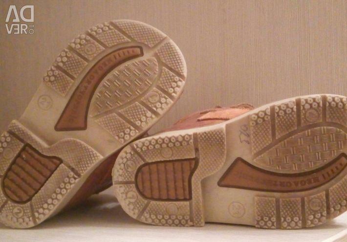 Sandals size 21