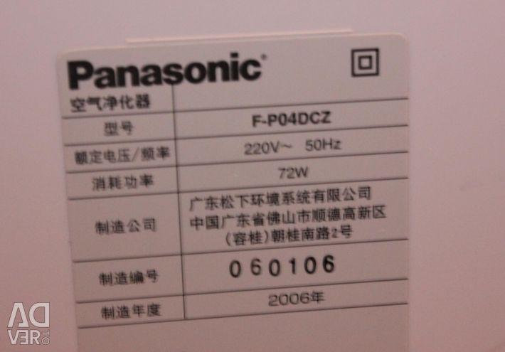Floor air cleaner PANASONIC F-P04DCZ