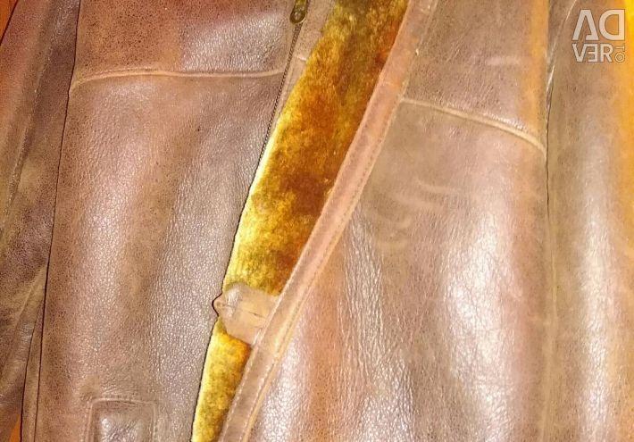 Sheepskin coat 50-52
