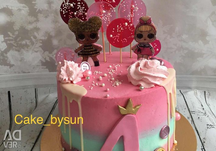 Cakes to order
