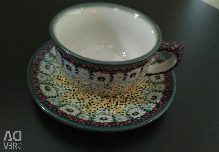 Yeni çay çifti, Polonya