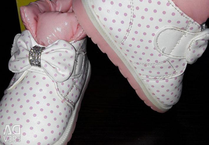 Παιδικά μπότες Demi