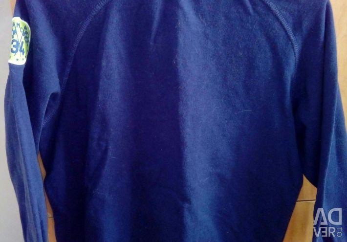 Sweatshirt sports growth 134-140cm.