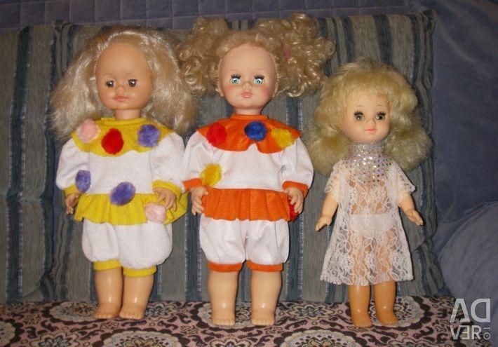Κούκλα, bobblehead της ΕΣΣΔ, vintage