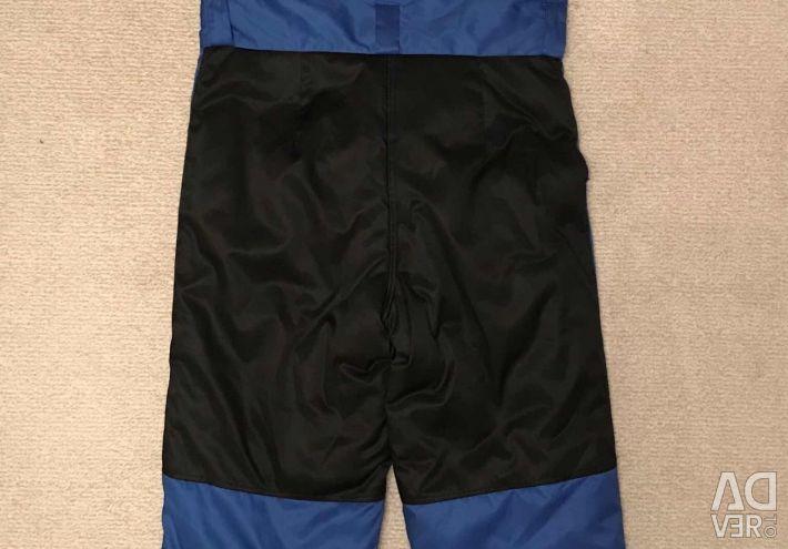 The semi-overalls warmed (New)