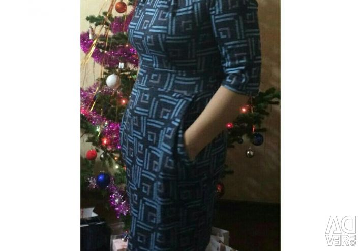 Selling dress, size 48-50.