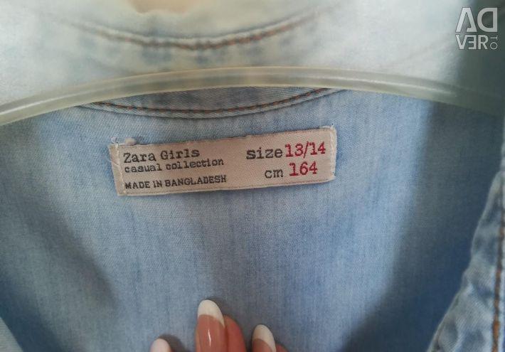 Shirt εταιρεία Zara ύψος 164