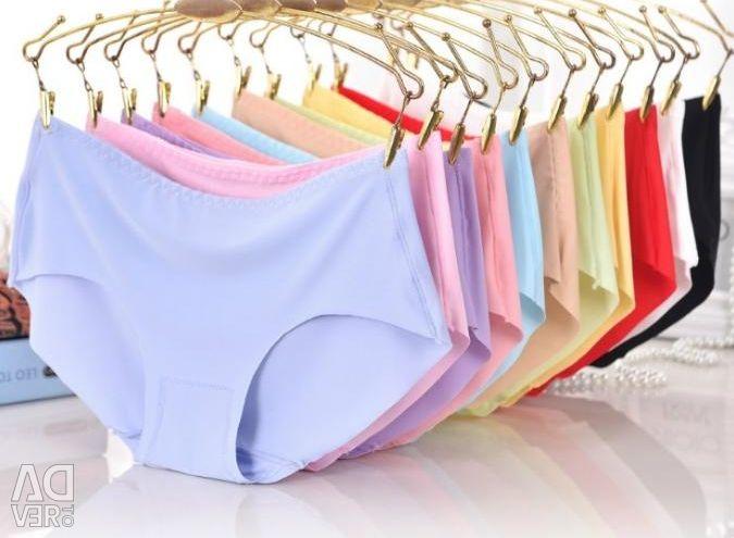 Panties seamless