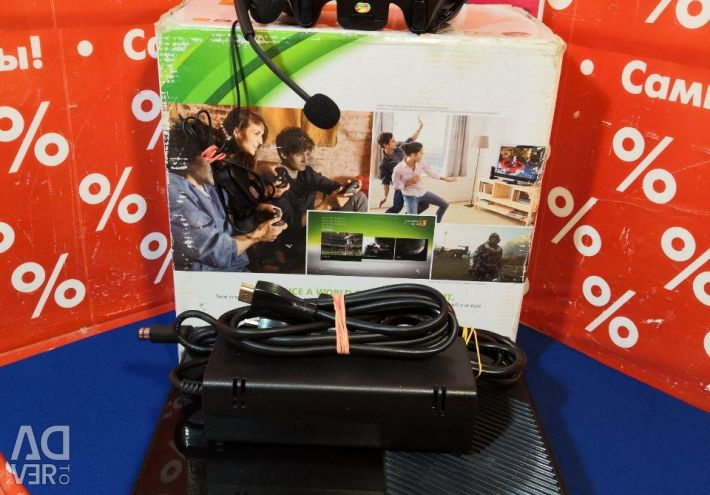 Microsoft Xbox 360 E 250Gb