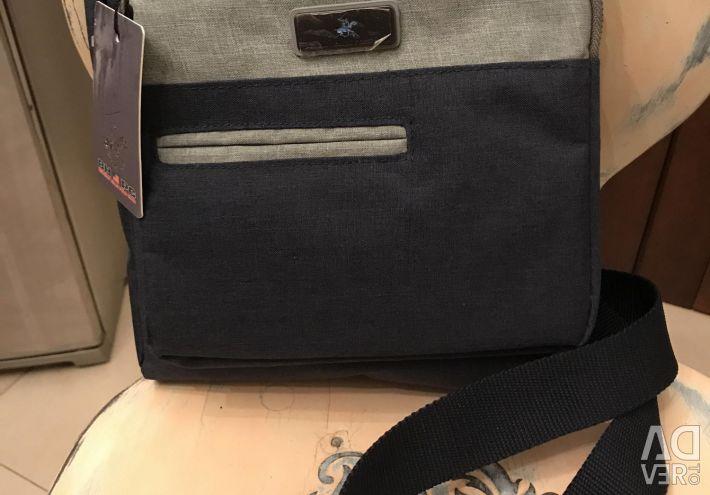 Men's BH PC Crossbody Bag New