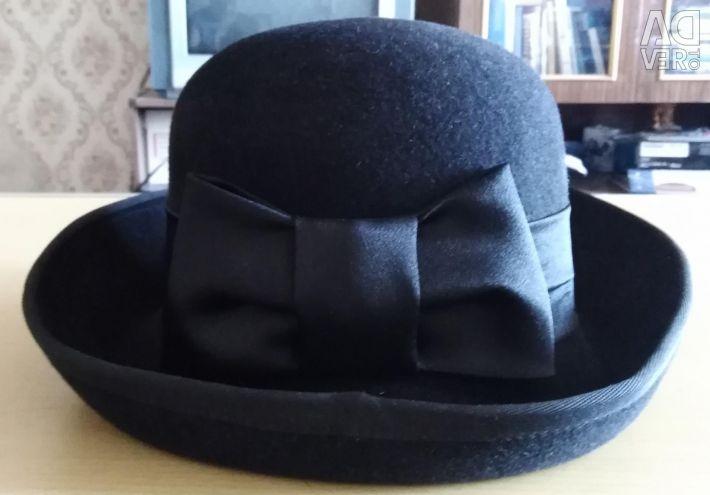 Hat felt. Size 58.