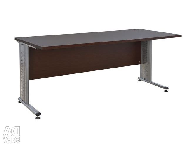 OFFICE PROFESSIONAL HM2046.02 WENGE 180X80X75
