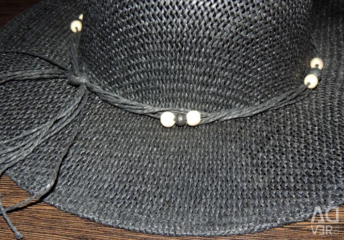 Summer hat for the city and beach