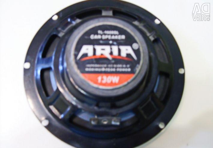 Ηχείο αυτοκινήτου ARIA TL-1608SL (50-130W 4 Om
