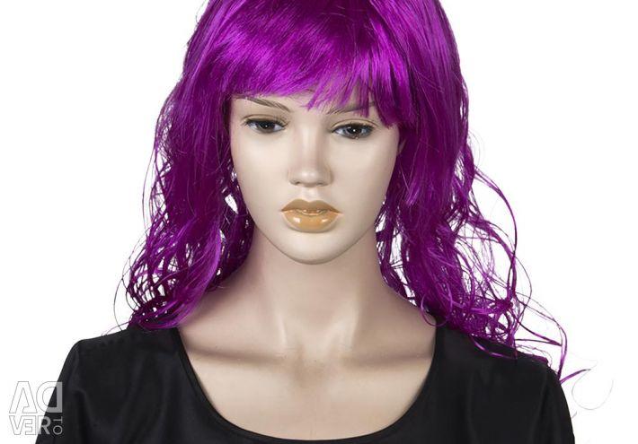 Καρναβάλι περούκα για τα κορίτσια, MK11046