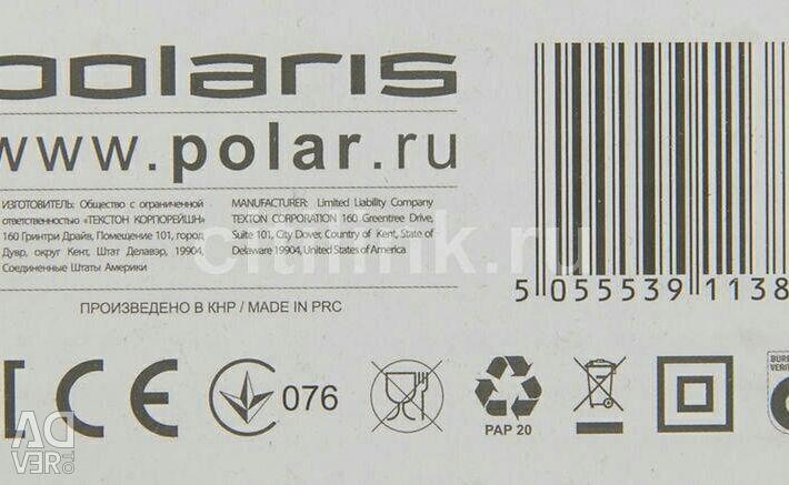 Polaris PHS 2405K 35W Hair Straightener