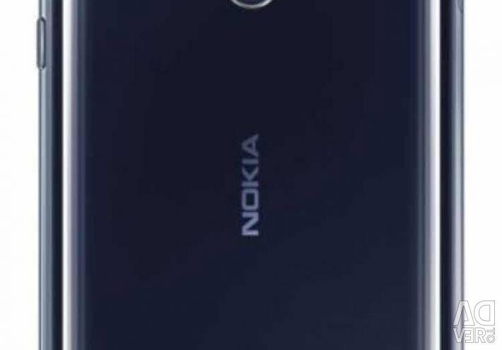 Item Nokia 8 Dual SIM - 64GB, 4GB RAM, 4G LTE