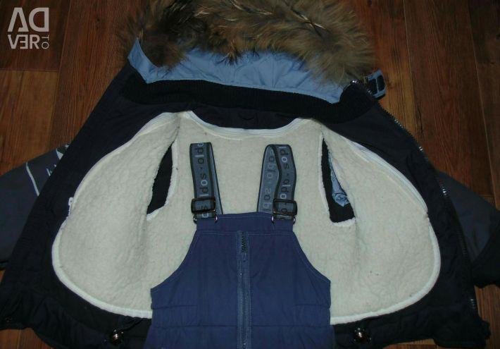 Winter set 92cm