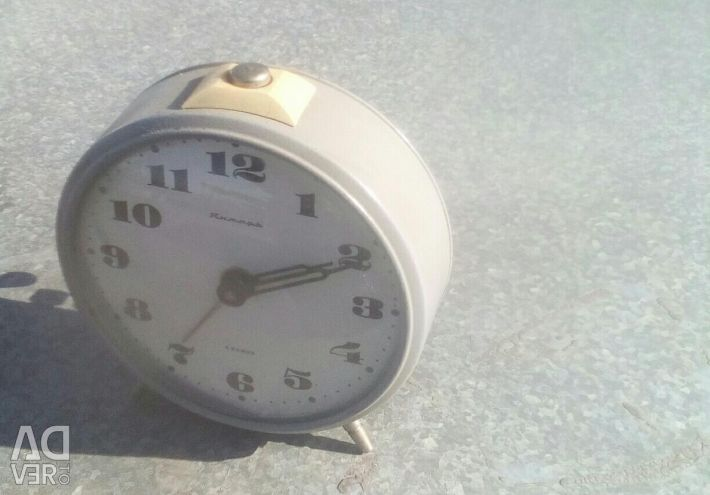 Mechanical watch.