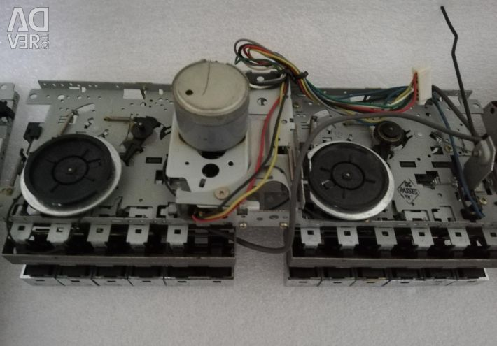 ЗИП для импортного  кассетного магнитофона