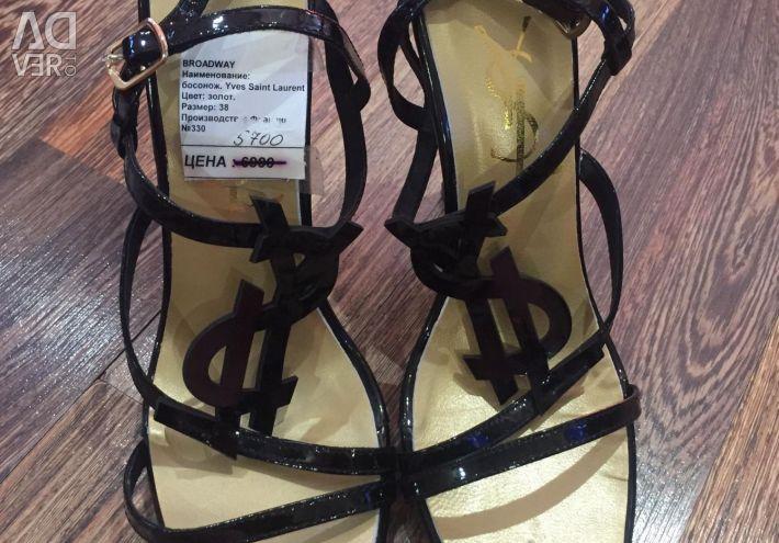 Παπούτσια νέο Yves Saint Laurent, αγόρασε για 5700