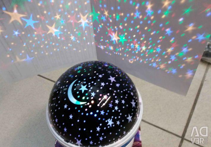 Світлодіодна система Зоряне небо
