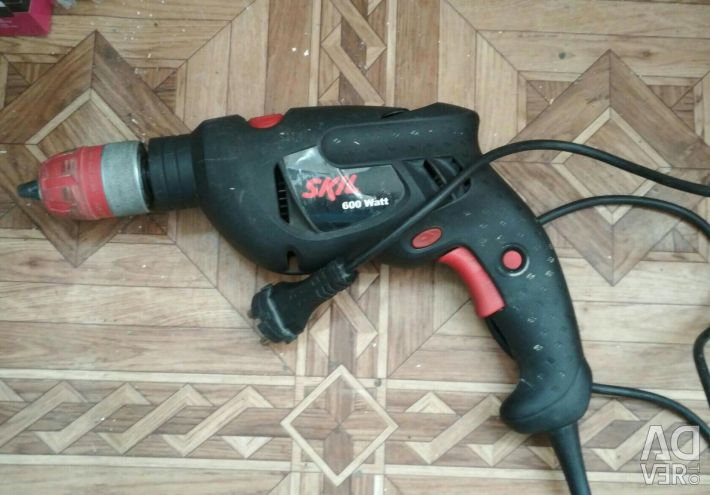 Drill, screwdriver skill 6002 la
