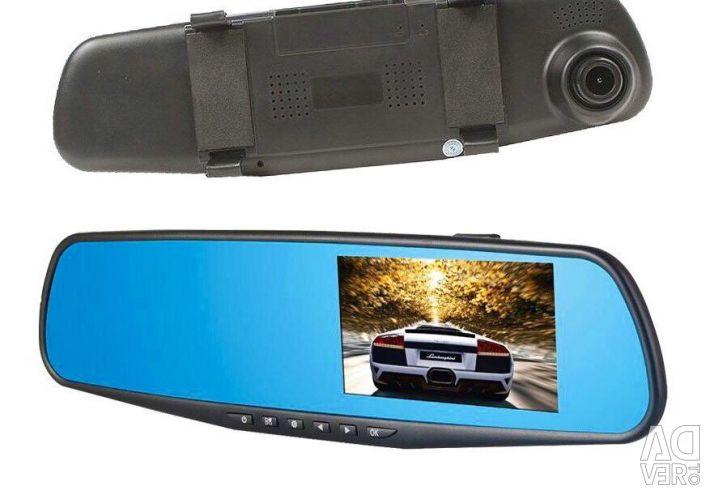 Видеорегистратор зеркало DRV FULL HD