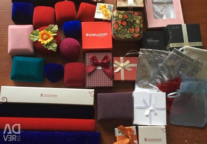 Συσκευασία για το δώρο σας