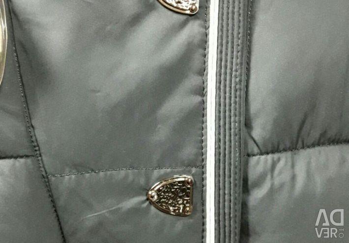 Winter coat. New. Big sizes.