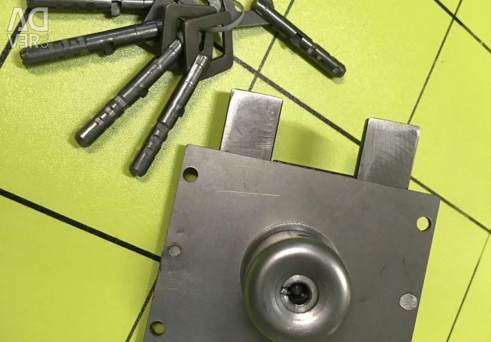 Garage lock (VAZ)