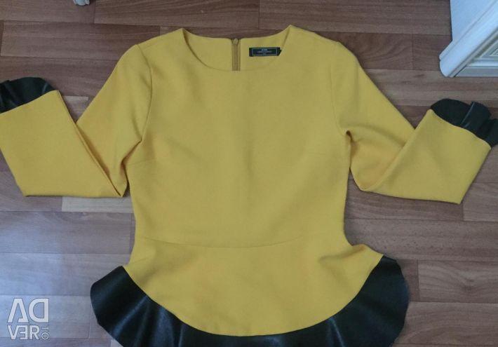 Sweatshirt with basque new
