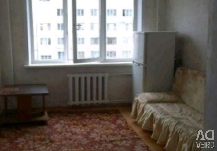 Квартира, студия, 16.8 м²