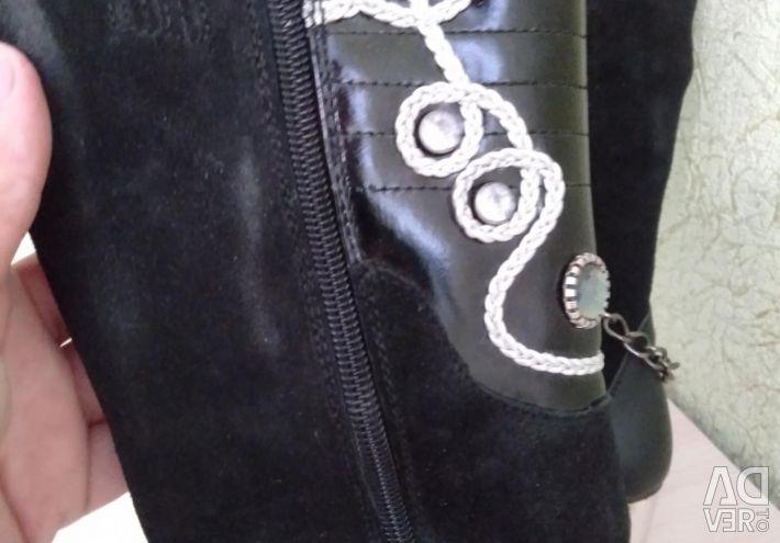 Μπότες νέα r32-36