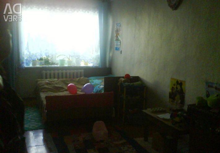Apartment, 3 rooms, 56 m²