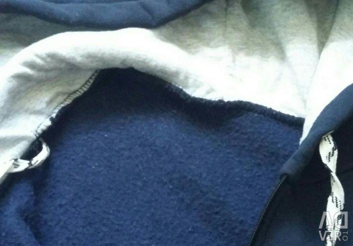 Men's warm sweatshirt