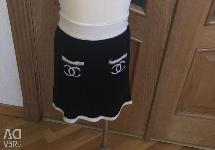 Skirt chanelka 5/6 years